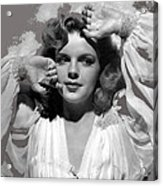 Judy Garland Mgm Publicity Photo Presenting Lily Mars Clarence Sinclair Bull Photo 1943-2014 Acrylic Print