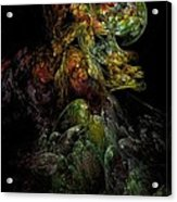 Juggernaut-3 Acrylic Print