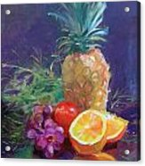 Juicy Fruit Acrylic Print