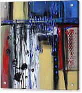 Jukebox Acrylic Print