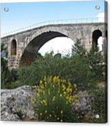 Julian Bridge Provence Acrylic Print