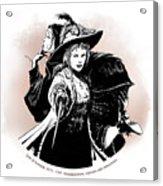 Julie D' Aubigny Acrylic Print