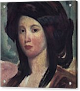 Juliette Drouet (1806-1883) Acrylic Print