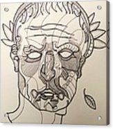 Julius Caesar Acrylic Print