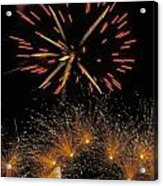 July 4 Independence Day Usa Acrylic Print