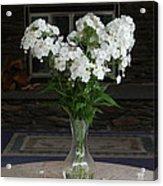 July Bouquet Acrylic Print
