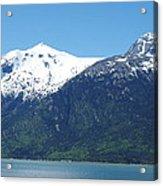 Juneau Port 2 Acrylic Print