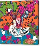 Jungle Fever 5 Acrylic Print
