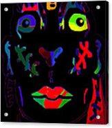 Jungle Man Acrylic Print
