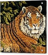 Jungle Monarch Acrylic Print