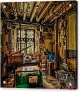 Junk Room Acrylic Print
