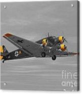 Junkers Ju 52 Acrylic Print