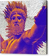 Jupiter - Zeus Acrylic Print