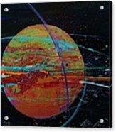 Jupiterlicious Acrylic Print by Chris Cloud