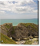 Jurassic Coast At Lulworth Acrylic Print
