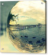Just Another Pier II Acrylic Print