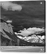 Just Before Banff Acrylic Print