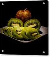Just Kiwi Acrylic Print