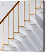 Just Steps Acrylic Print