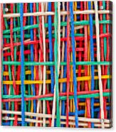 Just Strings Attached II Acrylic Print by Shawn Hempel