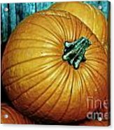 Just Waiting To Be Pie Acrylic Print