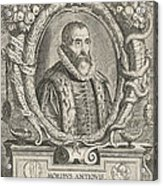 Justus Lipsius, Belgian Scholar Acrylic Print by Photo Researchers