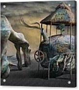 K108 Acrylic Print by Radoslav Penchev