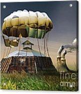 K201 Acrylic Print by Radoslav Penchev