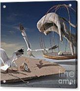 K204 Acrylic Print by Radoslav Penchev