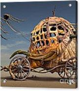K218 Acrylic Print by Radoslav Penchev