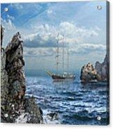 K65 Acrylic Print by Radoslav Penchev