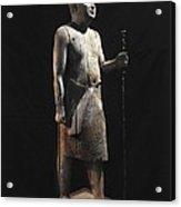 Ka-aper Lcalled Sheikh El-beled. Ca Acrylic Print
