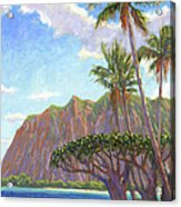 Kaaawa Beach - Oahu Acrylic Print