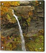 Kaaterskill Falls Acrylic Print