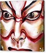 Kabuki One Acrylic Print