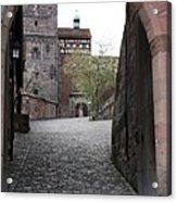 Kaiserburg - Nuremberg Acrylic Print