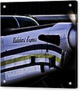 Kalahari Express Acrylic Print