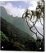 Kalalau Trail  Acrylic Print