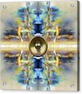 Kaleido 4 Acrylic Print