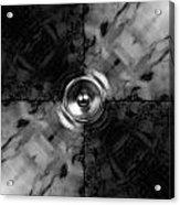 Kaleido 5 Acrylic Print