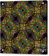 Kaleidoscope #1  Acrylic Print