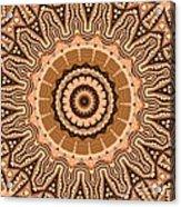 Kaleidoscope 15 Acrylic Print
