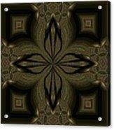 Kaleidoscope 17 Acrylic Print