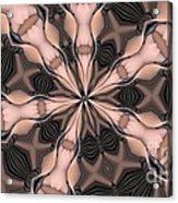 Kaleidoscope 27 Acrylic Print