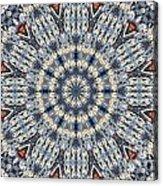 Kaleidoscope 29 Acrylic Print