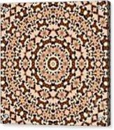 Kaleidoscope 30 Acrylic Print