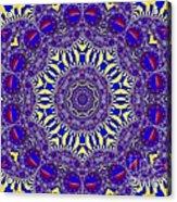 Kaleidoscope 33 Acrylic Print