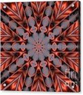 Kaleidoscope 35 Acrylic Print