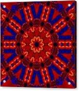 Kaleidoscope 36 Acrylic Print