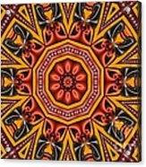 Kaleidoscope 39 Acrylic Print